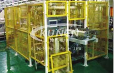 四川缸盖碗形塞自动涂胶及碗形塞、钢球自动装配(压装)类生产线