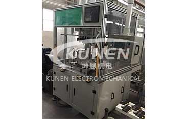 成都公司电机壳体热压装设备安装