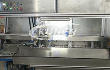 管路旋焊后拉脱试验设备视频