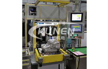 自动变速箱箱体腔体检漏机